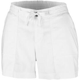 Columbia Summer Time Pantaloncini Donna, bianco